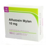 Алфузозин Mylan (Дальфаз ретард) 10мг, №60