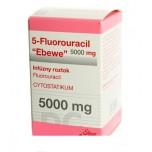 5-Фторурацил (Fluorouracil) Ebewe конц, д/инф, 5000 мг фл, 100 мл