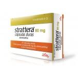 Страттера (Strattera) 80 мг, 28 капсул
