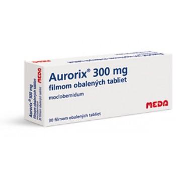 Аурорикс (Aurorix) 300 мг, 30 таблеток