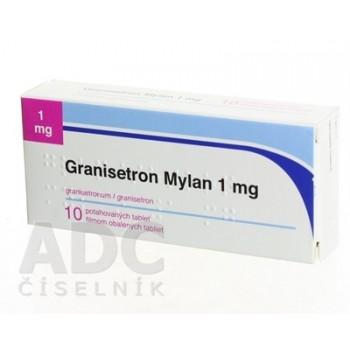 Гранисетрон (Granisetron) 1 мг, 10 таблеток