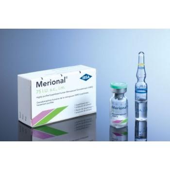 Мерионал (Merional) 75 мг, 1 флакон