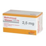 Метотрексат Ebewe (Methotrexat) 2,5 мг , 50 шт