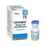 Навельбин (Navelbine) 10 мг фл. 1 мл, 1 шт