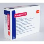 Новосевен (Novoseven) 1мг пор,  д/пригот, р-ну д/ін, 50 КМЕ инсулин