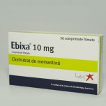 Абикса (Ebixa) 10мг, 56 таблеток