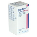 Депакин Хроно (Depakine Chrono) таблетки 300 мг, №100