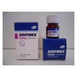 Достинекс (Dostinex) 0,5 мг, 8 таблеток