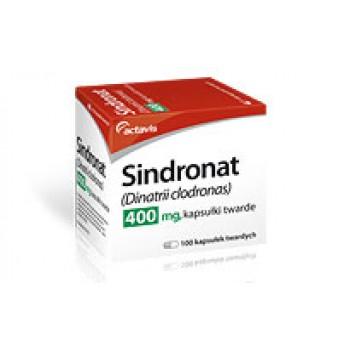 Синдронат  (Sindronat) 400мг, 120 капсул