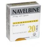Навельбин (Navelbine) 20 мг, 1 шт
