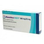 Расилез HCT (Rasilez) 300мг/25 мг, 28 шт