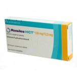 Расилез HCT (Rasilez) 150мг/12,5мг, 28 шт