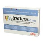 Страттера (Strattera) 40 мг, 28 капсул