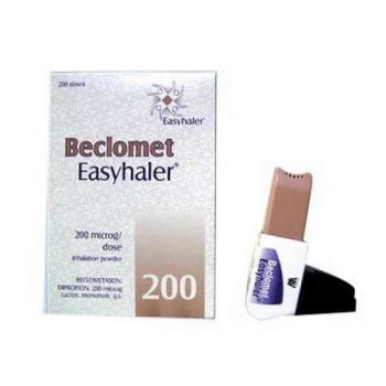 Бекломет (Beclomet)  200мкг, 200доз(1 шт)
