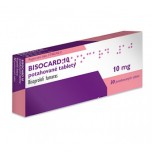 Бисокард (Bisocard) 10 мг, 30 шт