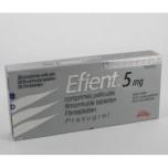 Эффиент (Efient) 5мг, 28таблеток