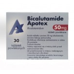 Бикалутамид Апотекс (Bicalutamide Apotex)  50мг, 30шт