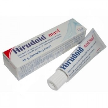 Гирудоид форте (Hirudoid forte) мазь 40г