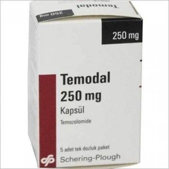 Темодал (Temodal) 250 мг, 5 капсул