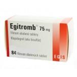 Эгитромб (Egitromb)75 мг (84 шт)